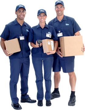 Our professional Gainseville, Florida couriers are licensed, insured, and bonded, and deliver in full uniform with picture identification.